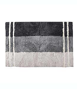 Tapete para baño de algodón Croscill® Fairfax color negro