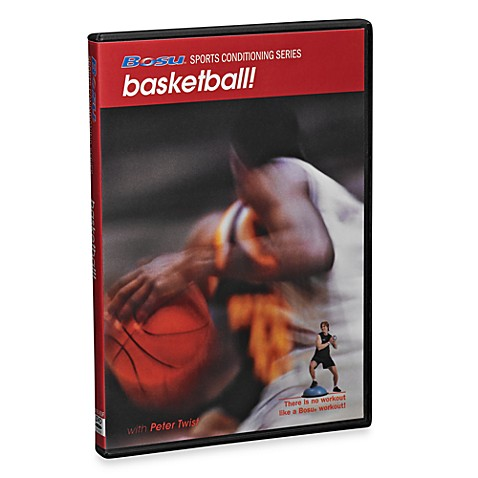 Buy bosu sports conditioning basketball with peter twist for A bathroom i can play baseball in