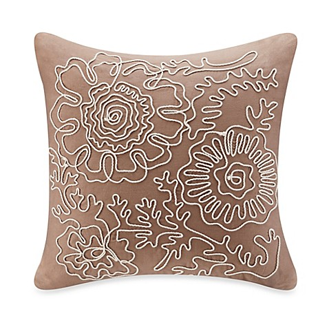 Harbor House™ Arabella Floral Appliqué Square Toss Pillow