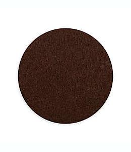 Almohadillas protectoras para muebles en café, Paquete de 24 pzas.