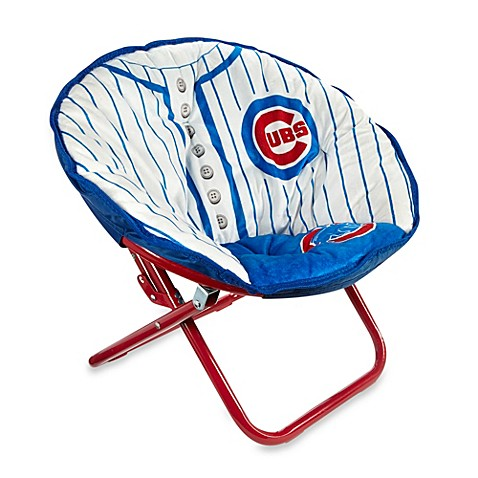Chicago Cubs Children S Saucer Chair Bed Bath Amp Beyond