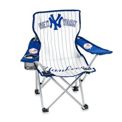 New York Yankees Childrenu0026#39;s Camp Chair