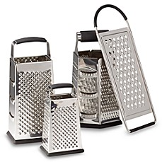 image of Stainless Steel Graters