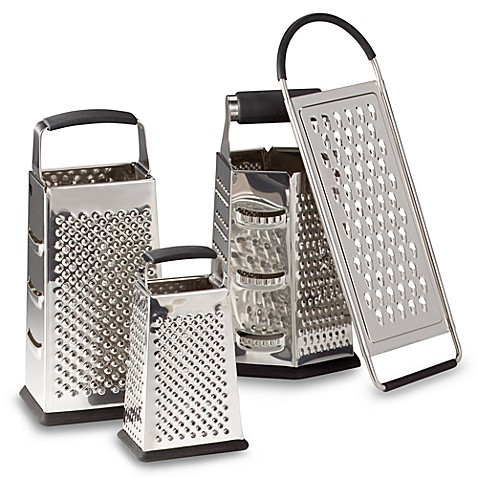 Exceptional Image Of SALT™ Stainless Steel Graters