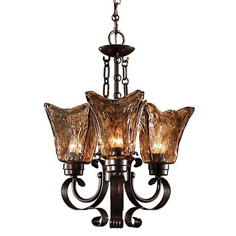 oil rubbed bronze chandelier uttermost 3 light rubbed bronze vetraio chandelier 28615