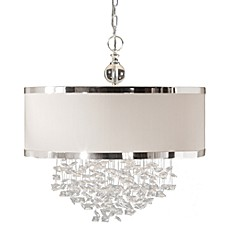 image of Uttermost Fascination 3-Light Hanging Shade