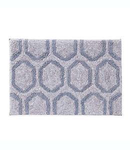Tapete para baño Metropolitan de 50.8 x 76.2 cm en azul
