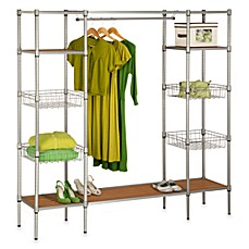 image of Honey-Can-Do Free Standing Closet