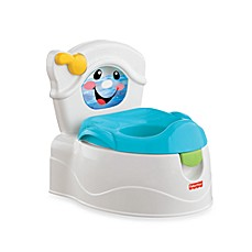 image of Fisher-Price® Learn-to-Flush Potty