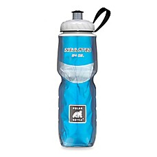 image of Polar Bottles® 24-Ounce Sport Water Bottle in Blue