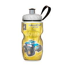 image of Polar Bottle® Monster Truck 12-Ounce Water Bottle