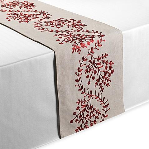 salerno 100 cotton table runner bed bath beyond