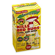 image of FabriClear™ Bed Bug, Flea and Dust Mite Exterminator