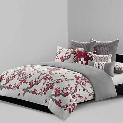 Cherry Blossom Duvet Cover Bed Bath Beyond