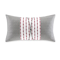 image of N Natori® Cherry Blossom Oblong Throw Pillow