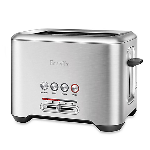 Breville Bit More™ 2 Slice Toaster Bed Bath & Beyond