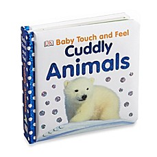 image of Baby Touch & Feel: Cuddly Animals Book