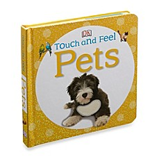 image of Baby Touch & Feel: Pets