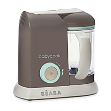image of BEABA® Babycook Baby Food Maker in Latte/Mint
