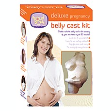image of Deluxe Belly Cast Kit by ProudBody