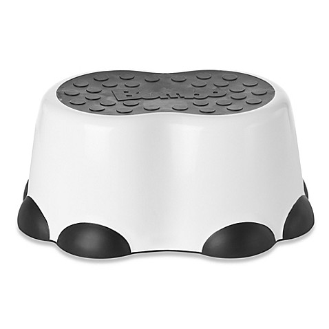 Bumbo Step Stool In Black Bed Bath Amp Beyond