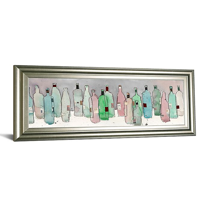 Classy Art Wine Party Iii Framed Print Wall Art Bed Bath Beyond