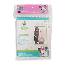 image of Neat Solutions® 10-Count Minnie Mouse Bow-tique Potty Topper