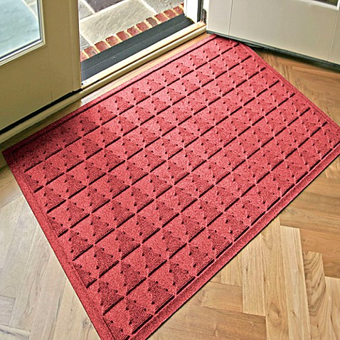 Weather Guard Pine Tree 31 75 Inch X 50 75 Inch Door Mat