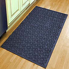 image of Weather Guard™ Leaf 34-1/2-Inch x 58-Inch Door Mat