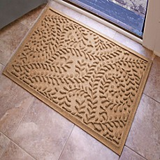 image of Weather Guard™ Boxwood 23-Inch x 35-Inch Door Mat