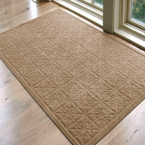 Microfibre Low Profile 35 Inch X 57 Inch Door Mats Bed