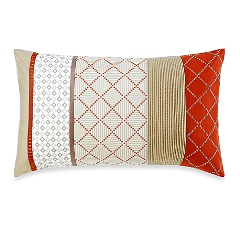 Bed Bath And Beyond Orange Throw Pillows : Royal Heritage Home Pelham Breakfast Throw Pillow in Orange - Bed Bath & Beyond