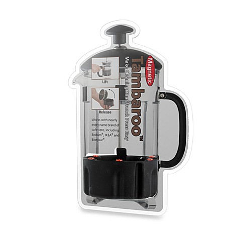 Magnetic Tambaroo® Coffee Press Cleaner