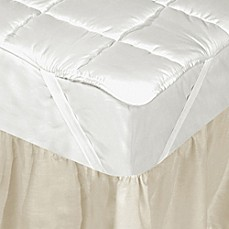 image of Downtown Company Silk Filled Mattress Pad