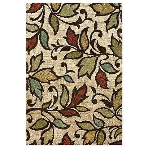 Aria Rugs Getty Bisque Rug Bed Bath Amp Beyond