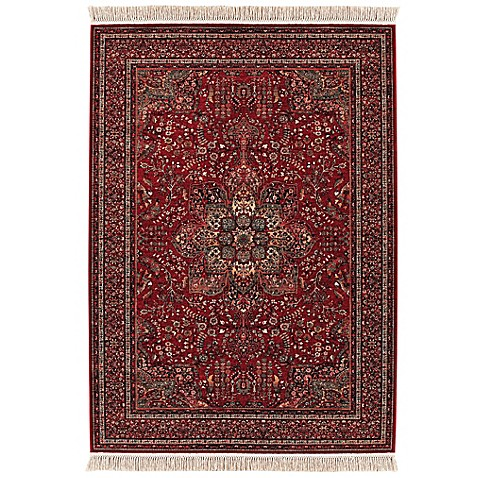 Couristan® All Over Center Medallion 2-Foot 2-Inch x 9-Foot 3-Inch Indoor Rug