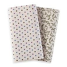 image of The Seasons Collection® Flannel Sheet Set
