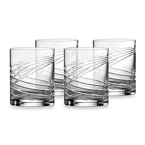 Royal Doulton® Finsbury Double Old-Fashioned Glass (Set of 4)