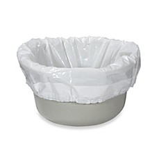image of Drive Medical Plastic Commode Liner