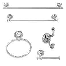 Image Of Gatco Bridgeway Bath Hardware Collection In Chrome