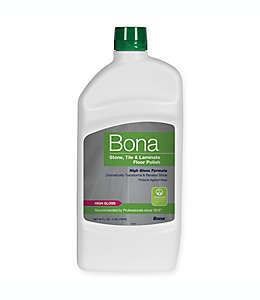 Pulidor  Bona®, para pisos de piedra, azulejo y laminado 1.06 l