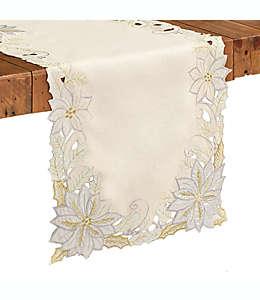 Camino para mesa en beige