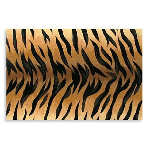 Liora Manne Tiger Door Mat Bed Bath Amp Beyond