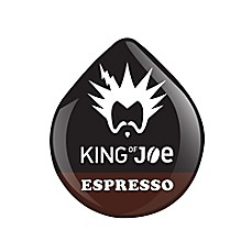image of King of Joe 80-Count Espresso T DISCs for Tassimo™ Beverage System