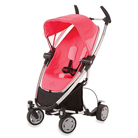quinny zapp xtra with folding seat in pink precious buybuy baby. Black Bedroom Furniture Sets. Home Design Ideas