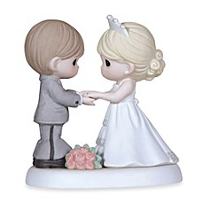 image of Precious Moments® From This Day Forward Figurine