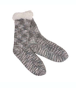 Calcetines para mujer Ultra Hairy talla 26-28 en gris