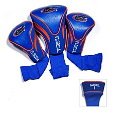 image of University of Florida 3-Pack Contour Golf Club Headcovers