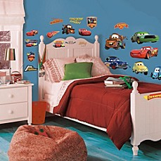 image of RoomMates Disney® Pixar Cars Piston Cup Champions Peel & Stick Wall Decals