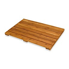 Bath Tub Mats Teak Shower Amp Rubber Mats Bed Bath Amp Beyond